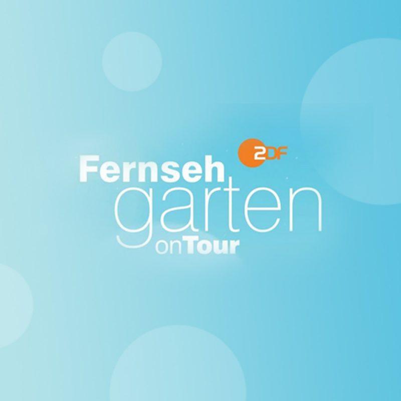 Nevio beim ZDF Fernsehgarten on Tour