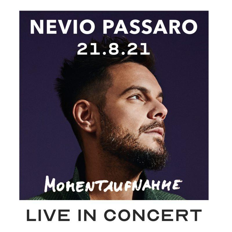 "Nevio Passaro ""Momentaufnahme"" Live in concert"